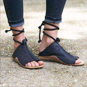 ISO free people cherry blossom sandal